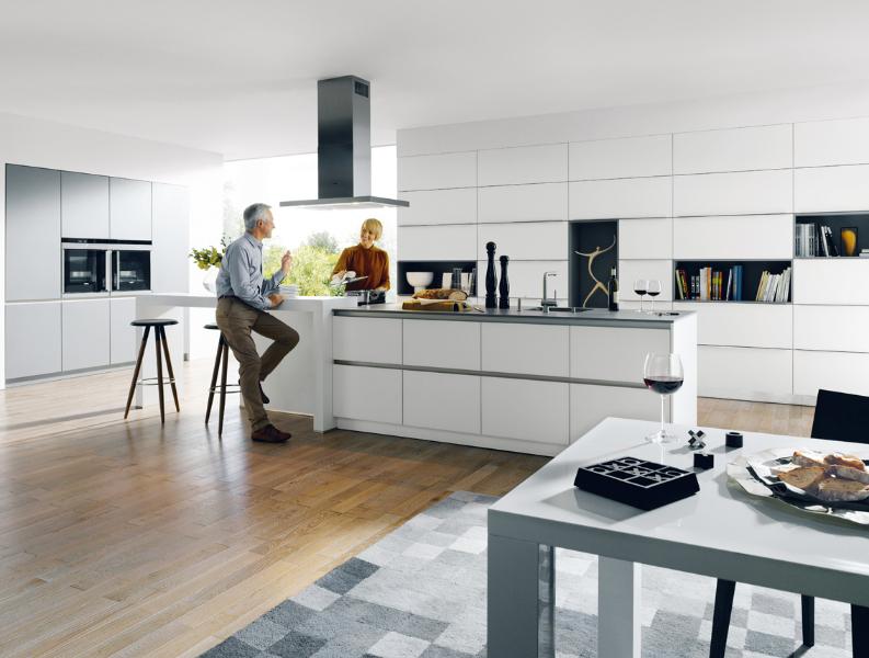 Küchen + Wohnen